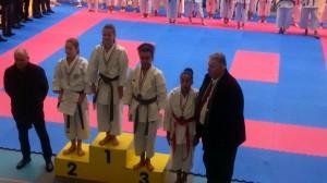 Championnat 91 kata 2016 F